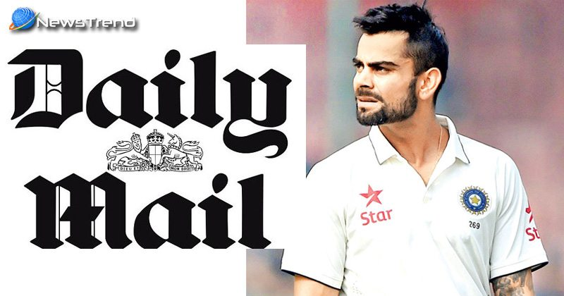 british media attacks virat kohli ban ball tempering