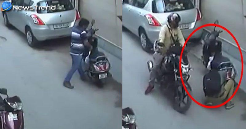 thives take away 20 lakh