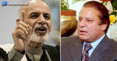 afghan president ashraf ghani pakistan as terror sanctuary,