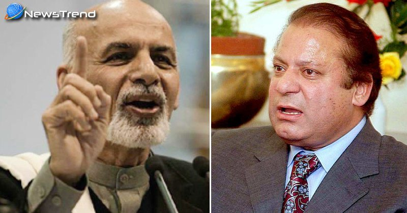 afghan president ashraf ghani pakistan as terror sanctuary,