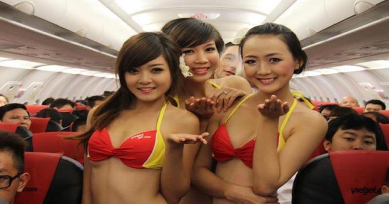 bikini airlines
