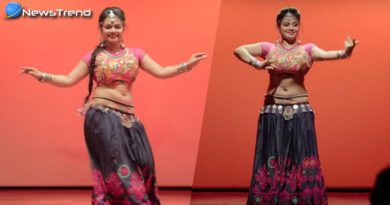 classical and belly dance