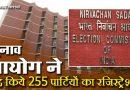 चुनाव आयोग ने 'राजनीतिक दलों' को दिया झटका, रद्द  किया 255 पार्टियों का रजिस्ट्रेशन!