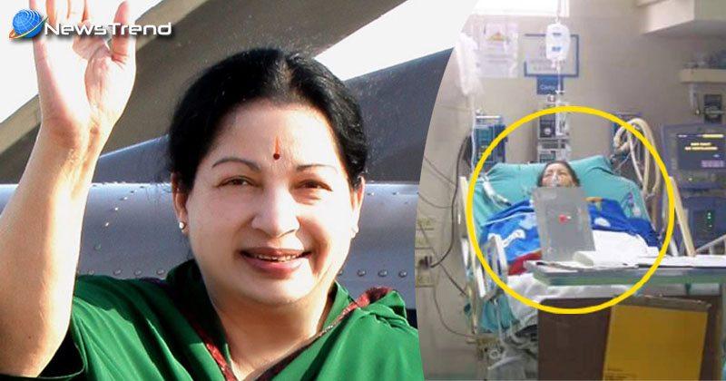 jhayalalithaa suffered cardiac arrest admitted ICU
