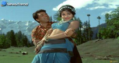 jayalalithaa acted opposite dharmendra first hindi movie