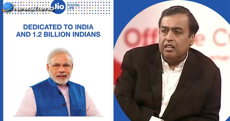 jio could face fine for using pm modis pic in adds