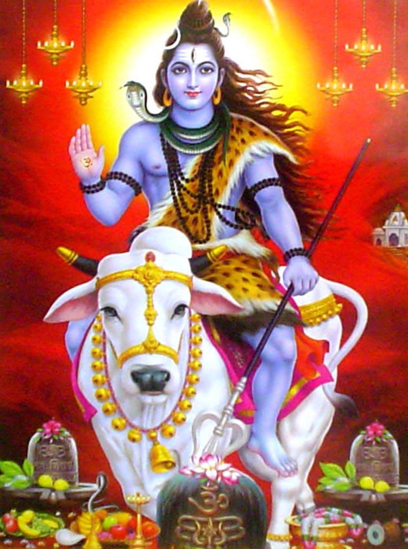 hindu gods vehicles