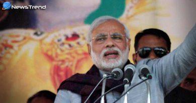narendra modi Banaras campaign