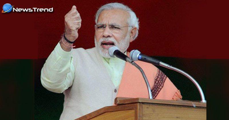 प्रधानमंत्री नरेंद्र मोदी का ऐलान – बस थोड़ा समय और सभी भ्रष्टाचारी जेल में होंगे