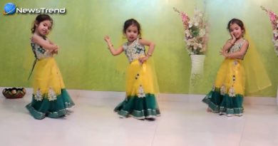 cute little girls dance