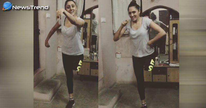 Photo of एक पैर से इस लड़की ने किया ऐसा डांस देखकर आप इसके जोश को करेंगे सलाम, करोड़ों लोगों ने देखा डांस…. वीडियो वायरल!