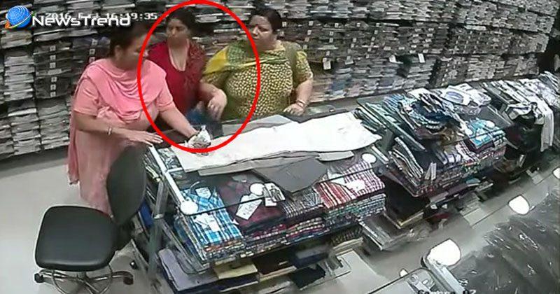 theft video