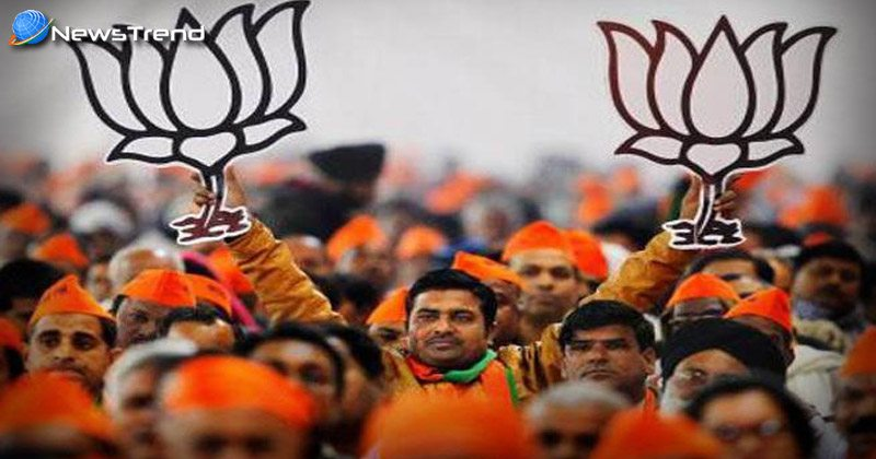 conquer up election rss made plan for bjp