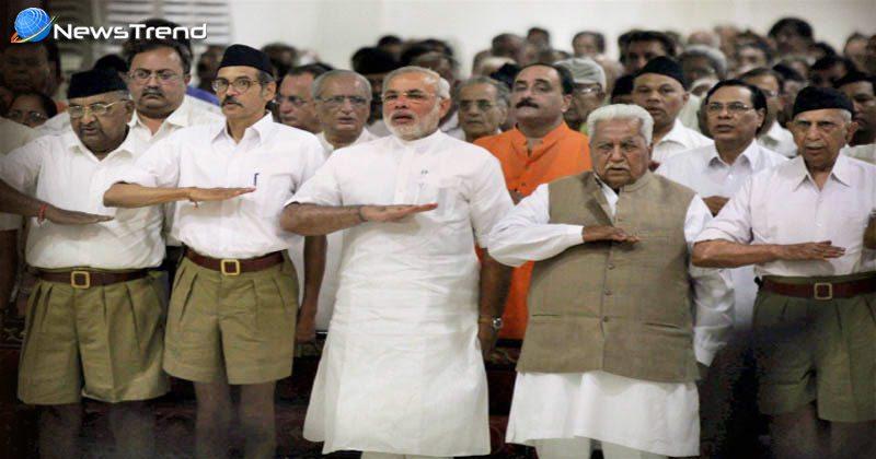 जानिये किस रणनीति के तहत आरएसएस भाजपा को उत्तर प्रदेश चुनाव में विजयी बनाने की तैयारी मैं है?
