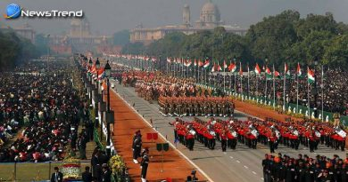 68th republic day parade