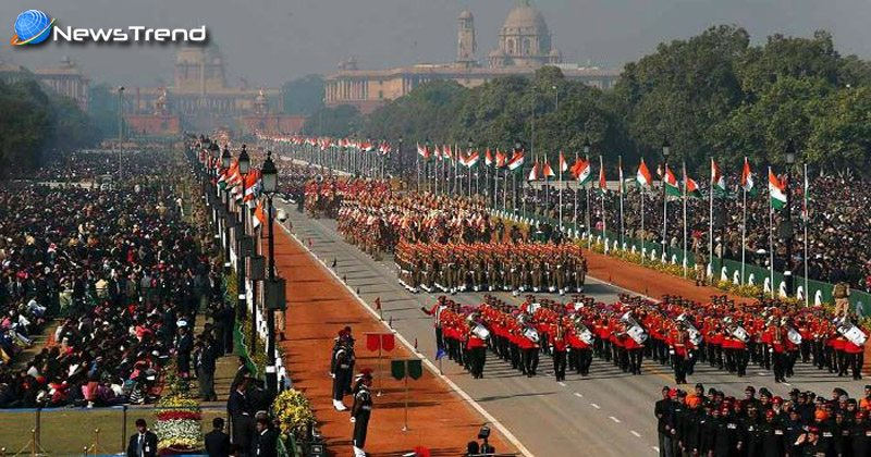68th republic day parade