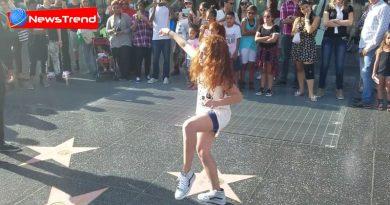 9 year girl dance