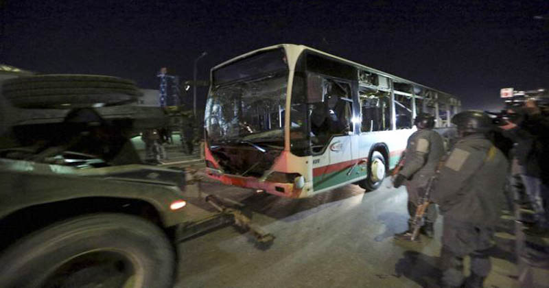 afghanistan serial blasts
