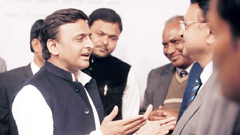 congress Samajwadi party list