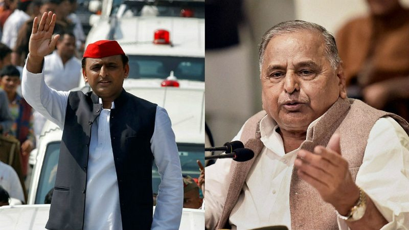 Samajwadi party and congress alliance