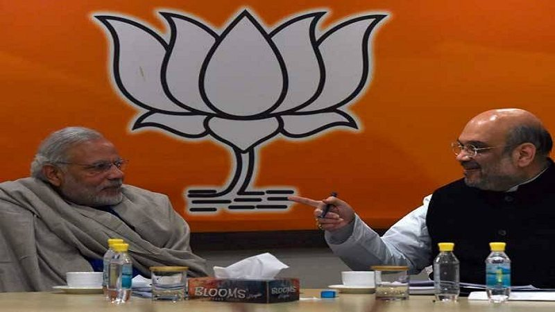 Up polls survey bjp get majority