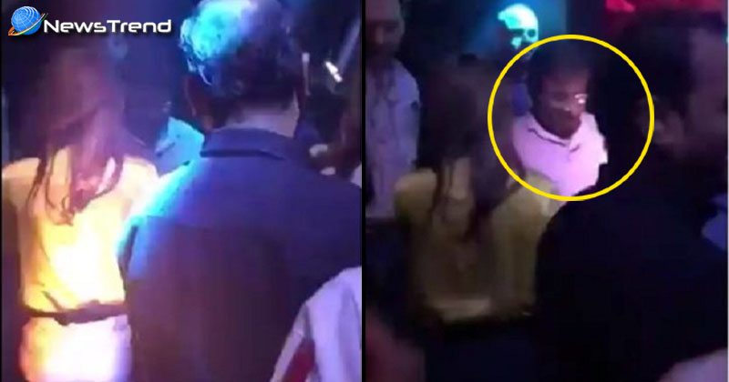 Pervez Musharraf dancing video