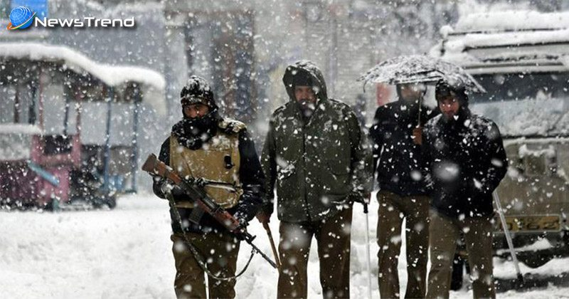 Photo of कश्मीर में हिमस्खलन से सेना के 10 जवान शहीद, कई लापता!