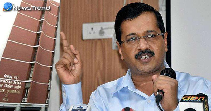 Photo of अब चुनाव आयोग के ब्रांड एम्बेसडर बनना चाहते हैं अरविन्द केजरीवाल!