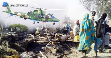 nigerian jet mistakenly bombs displaced