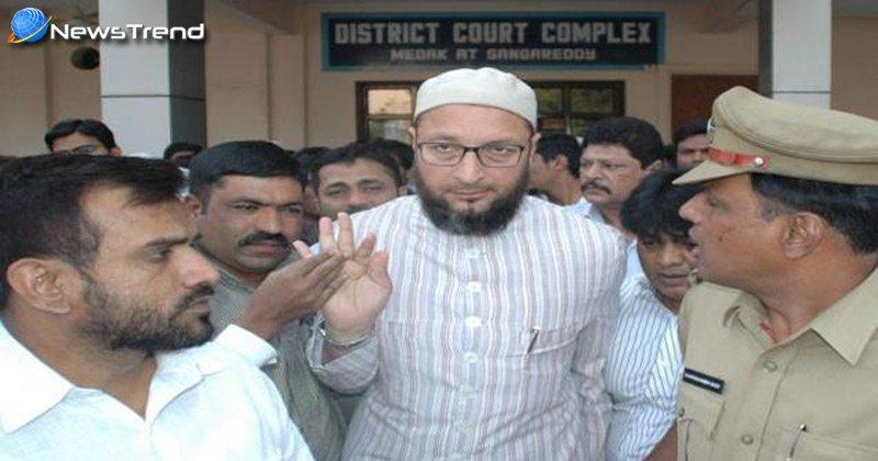 Photo of ओवैसी ने तोड़ी आचार संहिता, सहारनपुर में मुकदमा दर्ज!