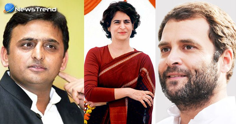 गठबंधन: समाजवादी पार्टी-कांग्रेस के बीच प्रियंका गांधी ने ऐसे कराया गठबंधन!