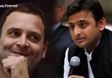 सत्ता के पीछे भाग रही कांग्रेस को अखिलेश ने दिखायी हैसियत!