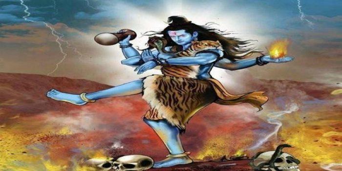 god bholenath macabre dance