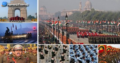68th republic day india