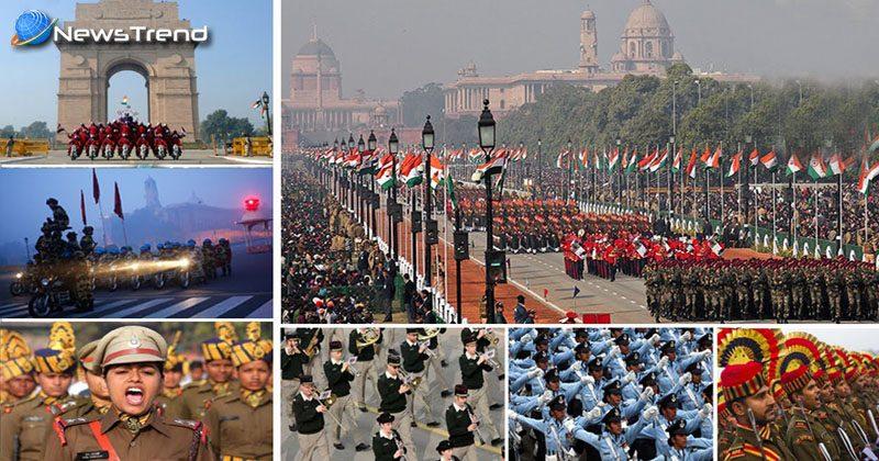 68th republic day india