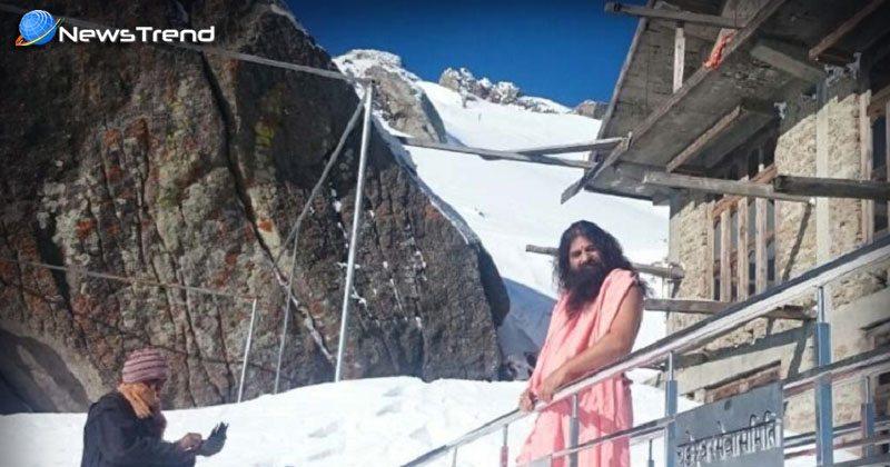 lives in ice on chudidhar choti