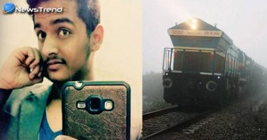 Two school students dead in selfie