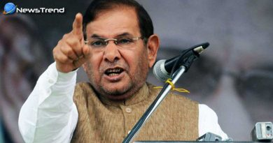 jdu leader sharad yadav comment