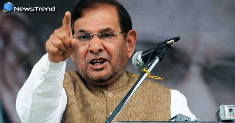 jdu leader sharad yadav comment