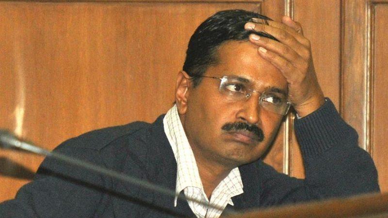 Aadmi party audit IT department