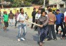 आईएसआई एजेंट के मुद्दे पर भाजपाईयों ने कांग्रेसियों की जमकर की पिटाई!