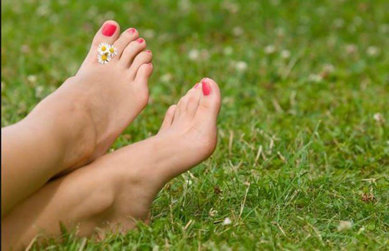 фото нежных ступней девушек