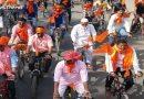 शानदारः  हिंदू सम्मेलन के लिए मुस्लिमों ने निकाली रैली! लगाए वंदे मातरम् और भारत माता की जय के नारे!