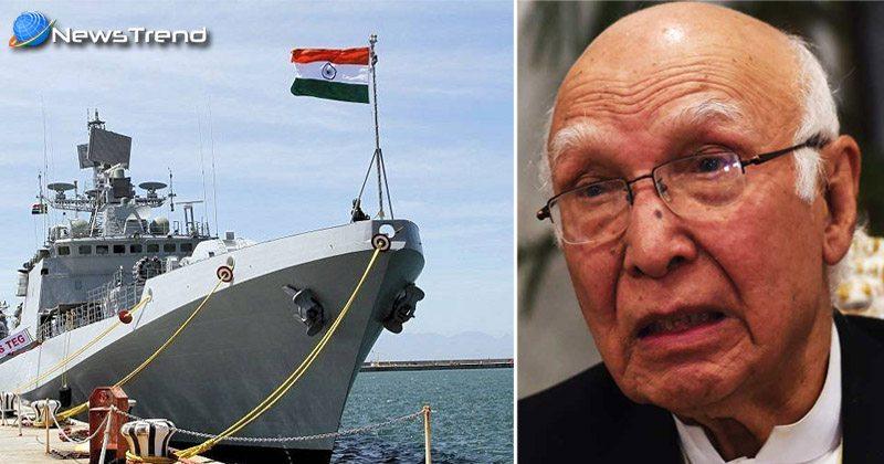 Photo of पाकिस्तान ने फिर की गलत बयानी, भारत पर लगाया हिन्द महासागर में दखलअंदाजी का आरोप!