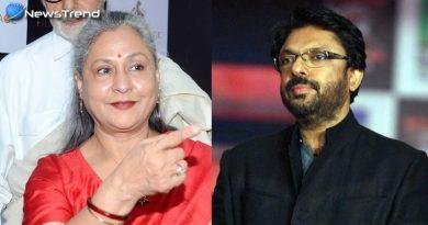 संजय लीला भंसाली पर हुए हमले के खिलाफ बोलीं जाया बच्चन, सरकार को इसपर गंभीरता से सोचने की जरुरत!