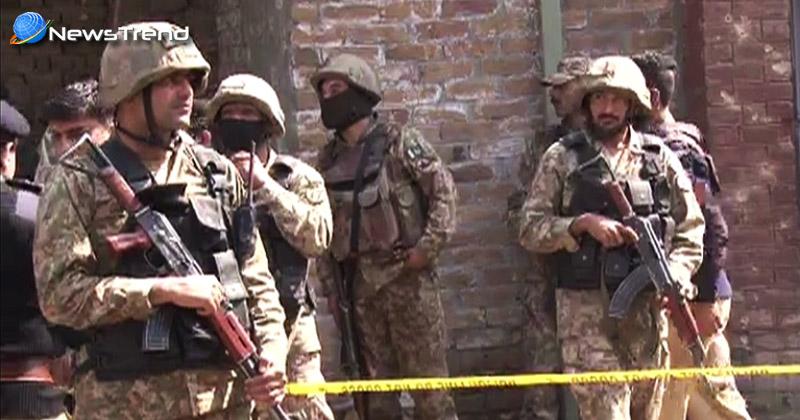 Photo of BREAKING: पाकिस्तान में कोर्ट के पास 3 ब्लास्ट, सात की मौत, कई घायल!