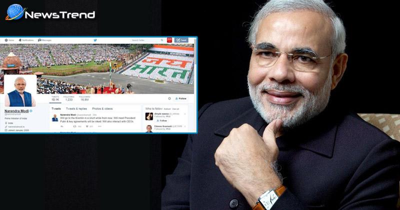 Photo of प्रधानमंत्री मोदी के फेसबुक पर सबसे ज्यादा चाहने वाले, जनता के दिलों पर कर रहे हैं राज!