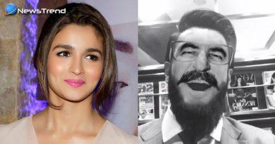 रणवीर सिंह का अलिया भट्ट के प्रति दीवानापन देख हो जायेंगे हैरान…. देखें वीडियो!