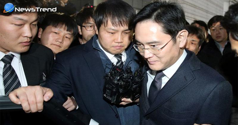 Photo of SAMSUNG के मालिक को खानी पड़ेगी जेल की हवा, भ्रष्टाचार के मामले में गिरफ्तार!
