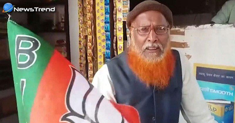 Photo of अयोध्या के मुस्लिम की अपील – बीजेपी को दें वोट, 70 साल से कांग्रेस और सपा ने मुस्लमानों के सिर्फ ठगा है!